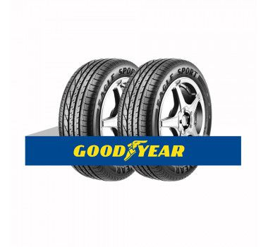 Kit 2 Pneus Goodyear Eagle Sport 195/65R15 91V
