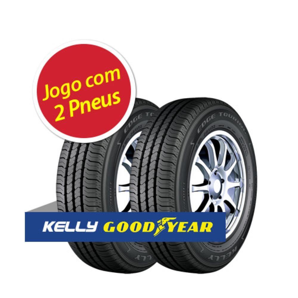 Kit 2 Pneus Goodyear Kelly Edge Touring 175/70R13 82T
