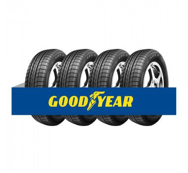 Kit 4 Pneus Goodyear Eagle F1 Assymmetric 205/50R17 93W