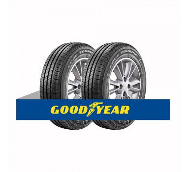 Kit com 2 Pneus Goodyear Aro 13 Kelly Edge Touring 165/70 83T