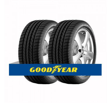 Kit com 2 Pneus Goodyear Aro 17 Efficient Grip 215/40 87W