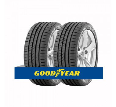 Kit com 2 Pneus Goodyear Aro 18 Eagle F1 Assymmetric 2 255/40 99Y