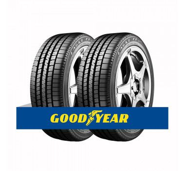 Kit com 2 Pneus Goodyear Aro 20 Eagle F1 Supercar 245/45 99Y