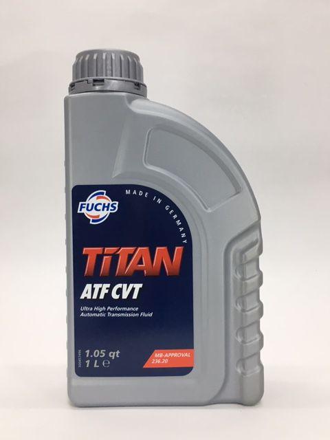 Óleo Cambio Automático CVT Titan ATF CVT