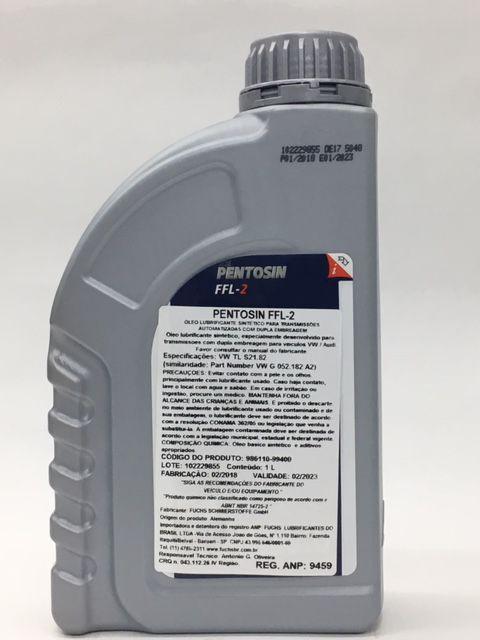 Óleo Cambio Dupla Embreagem FFL-2 Pentosin Passat Jetta DSG