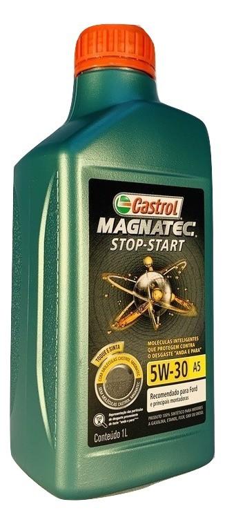 Óleo Motor Castrol Magnatec Sintético 5W30 A5/B5 A1/B1