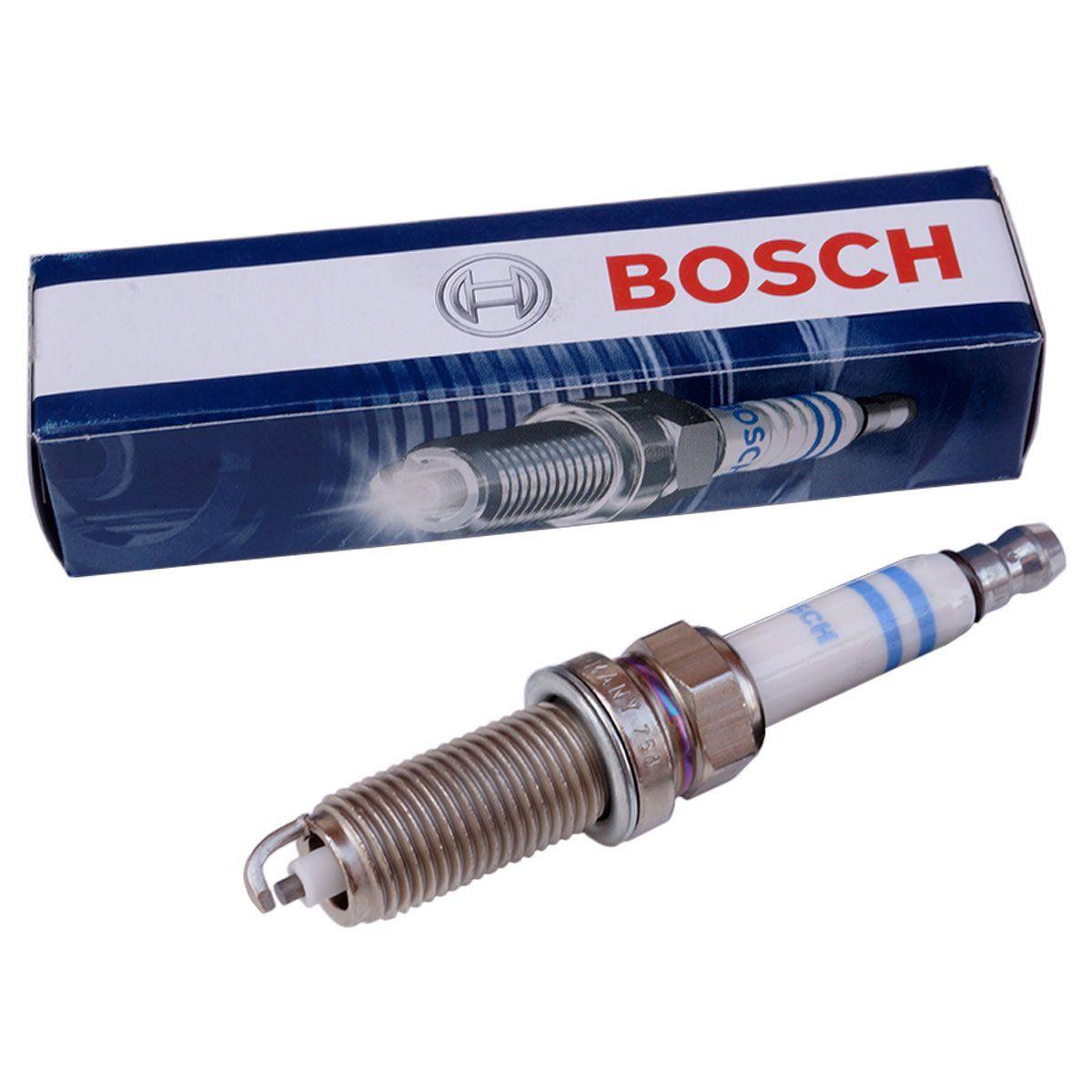Vela Ignição VR6NE Bosch Ren Kwid Logan Sandero 1.0 12V 3cil