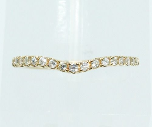 Anel De Ouro 18k750 Diamantes 1946
