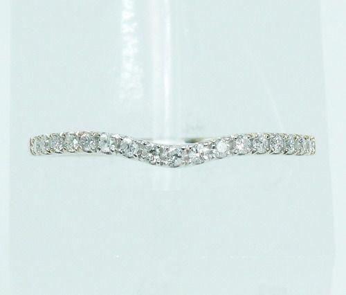 Anel De Ouro Branco 18k750 Diamantes 1945
