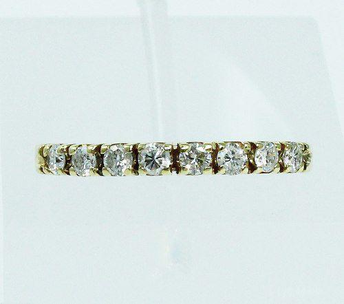 Anel De Ouro 18k750 Diamantes 1860