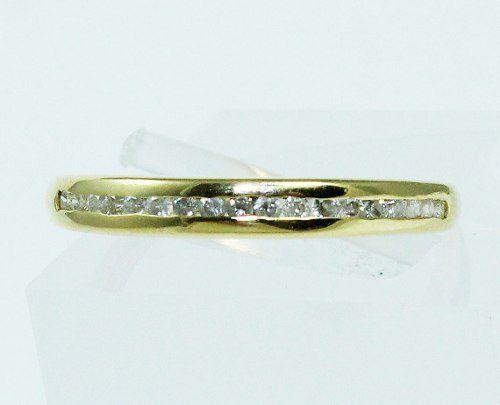 Anel De Ouro 18k750 Diamantes Vivara 1807