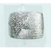 Anel De Ouro Branco 18k750 Diamantes Estrela 1894