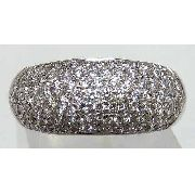 Anel De Ouro 18k750 Diamantes 769