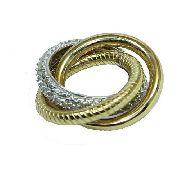 Pingente Ouro 18k750 Diamantes Grife Vivara P742