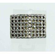 Anel De Ouro 18k750 Diamantes 2123
