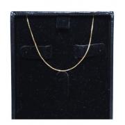 Colar De Ouro 18k 750 Lisa C408