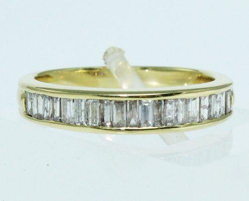 Anel De Ouro 18k750 Diamante 1626