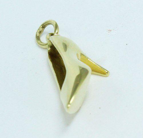 Pingente De Ouro 18k750 Hstern P482