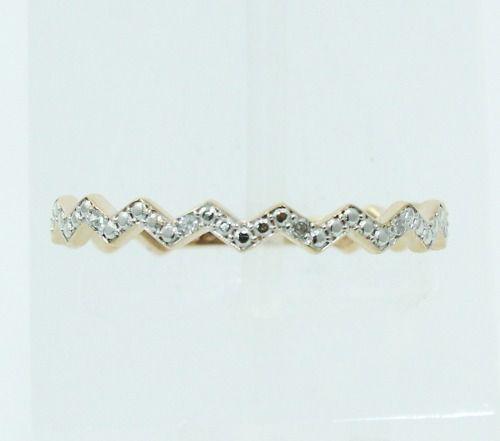 Anel De Ouro 18k750 Diamantes 2401