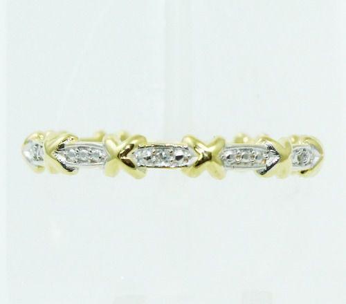 Anel De Ouro 18k750 Diamantes 2403