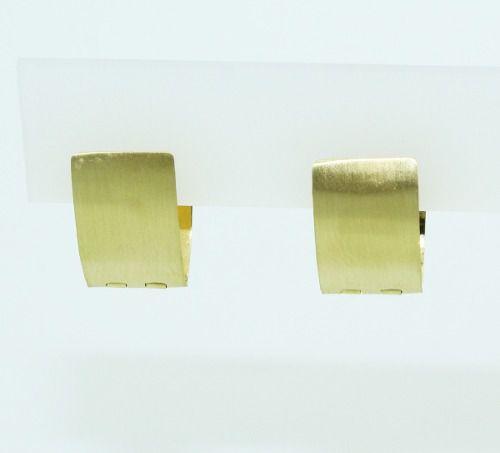 Brincos De Ouro 18k750 Lindos B821