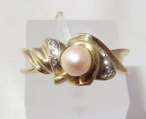 Anel De Ouro 18k750 Diamantes 450