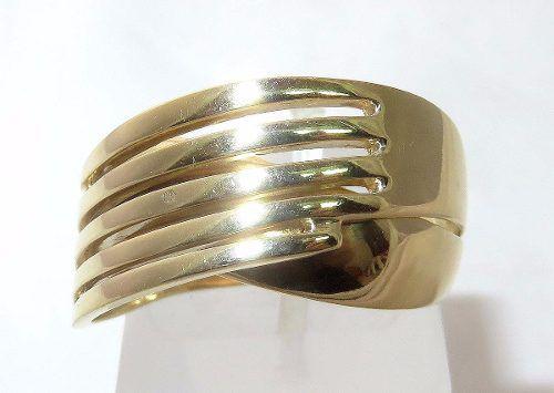 Anel De Ouro 18k750 Grife Vivara 930