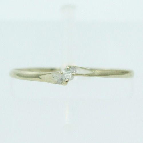 Anel De Ouro 18k750 Diamante 2554