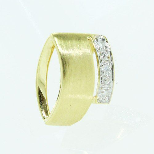 Pingente Ouro 18k750 Grife Vivara Diamantes P103
