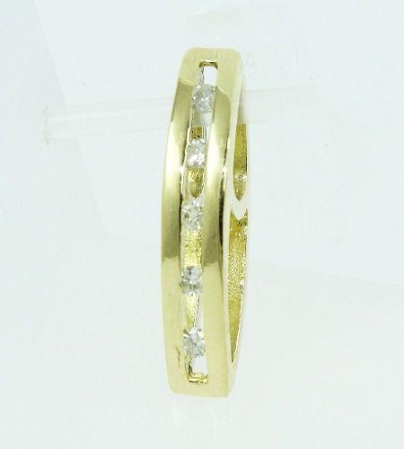 Pingente De Ouro 18k750 Diamantes P650