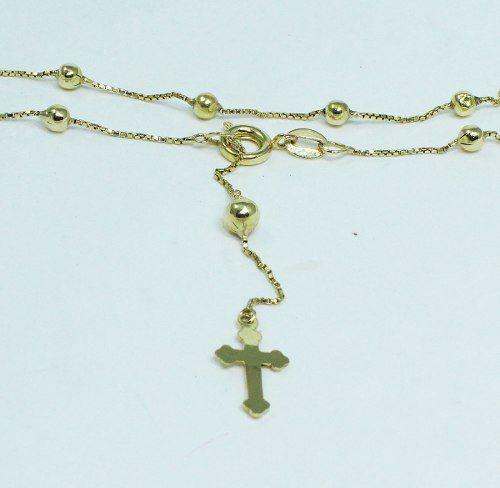 Pulseira De Ouro 18k750 Religioso Cruz Pu51