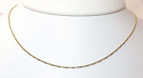 Pocao2005- Colar De Ouro 18k750 C162
