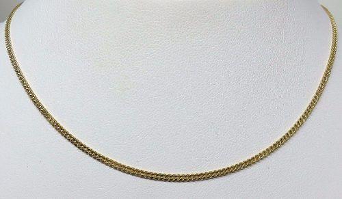 Corrente De Ouro 18k750 C126