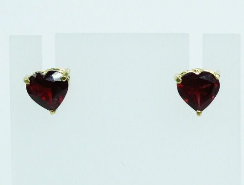 Brincos De Ouro 18k750 Turmalina Rosa B680