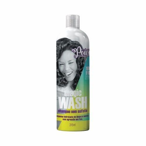 Shampoo soul power 315ml magic wash