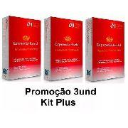 Promoção Henna Expressão Facial Kit Plus 2.5g 3und