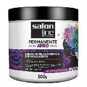 Creme Relaxamento Permanente Afro Salon Line 500g
