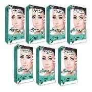 Kit Henna Super Bella 8 Cores 1.25g Cada