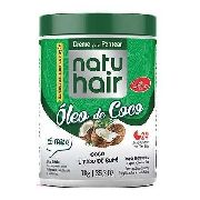 Creme Para Pentear Natu Hair Óleo De Coco 1kg