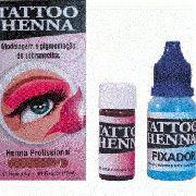 Henna Para Sobrancelha Tattoo Henna Marrom