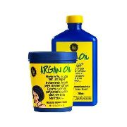Kit Lola Argan Oil Shampoo 250ml E Máscara 230g
