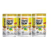 Creme Para Pentear Natu Hair Banana 3x1k