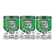 Creme Para Pentear Natu Hair Òleo De Coco 3x1k