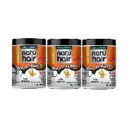 Creme Para Pentear Natu Hair Òleo De Ricino 3x1k