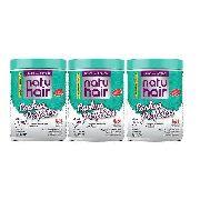 Creme Para Pentear Natu Hair Cachos Perfeitos 3x1k