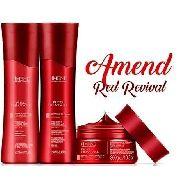 Amend Kit Red Revival - Vermelhos