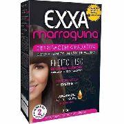 Kit Exxa Defrisagem Gradativa Escova Marroquina 330ml