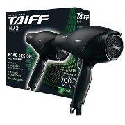 Secador Taiff Profissional 1700w - 127v Black