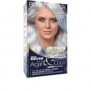 Coloração Beautycolor Kit Louro Ultra Claríssimo Especial Gelo - 12.11