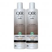 Combo Shampoo+condicionador Griffus Qér 1l Nutricoco